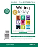img - for Writing Today, Brief Edition, Books a la Carte Edition, MLA Update Edition (3rd Edition) book / textbook / text book