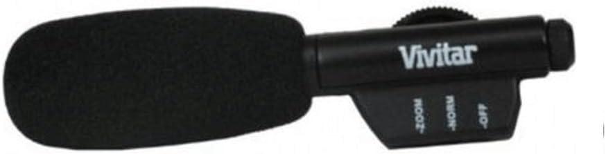 Vivitar Universal Mini Microphone MIC-405 for Nikon D800 Digital Camera External Microphone