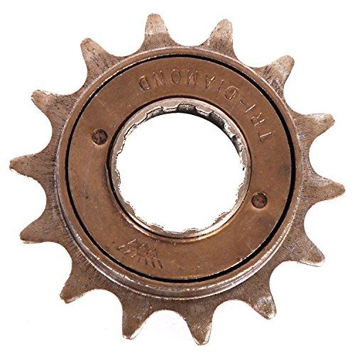 Fixed Gear Tri-diamond Single Speed Bicycle Freewheel 14t/16t/18t/20t, Bicycle Freewheel (Bicycle Freewheel)
