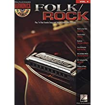 Folk/Rock: Harmonica Play-Along Volume 4
