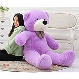 """47"""" Teddy Bear Purple Giant Big Cute Plush (120CM)"""