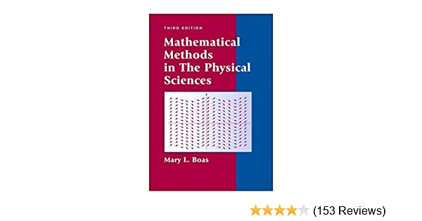 Mathematical methods in physical sciences mary las amazon fandeluxe Image collections