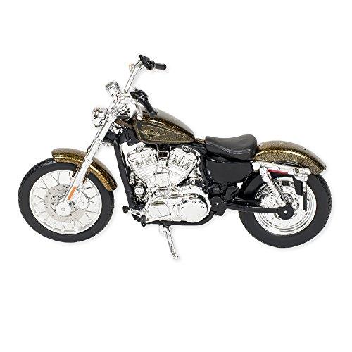 Harley-Davidson Motorcycle Die-Cast Toy Series 33-2013 XL 1200V (18 Diecast Harley Davidson Motorcycle)