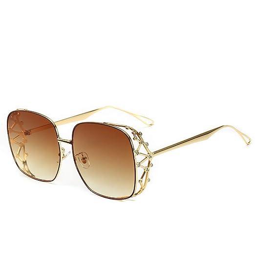 Yangjing-hl Gafas de Sol de Diamante Caja de Moda de Moda ...