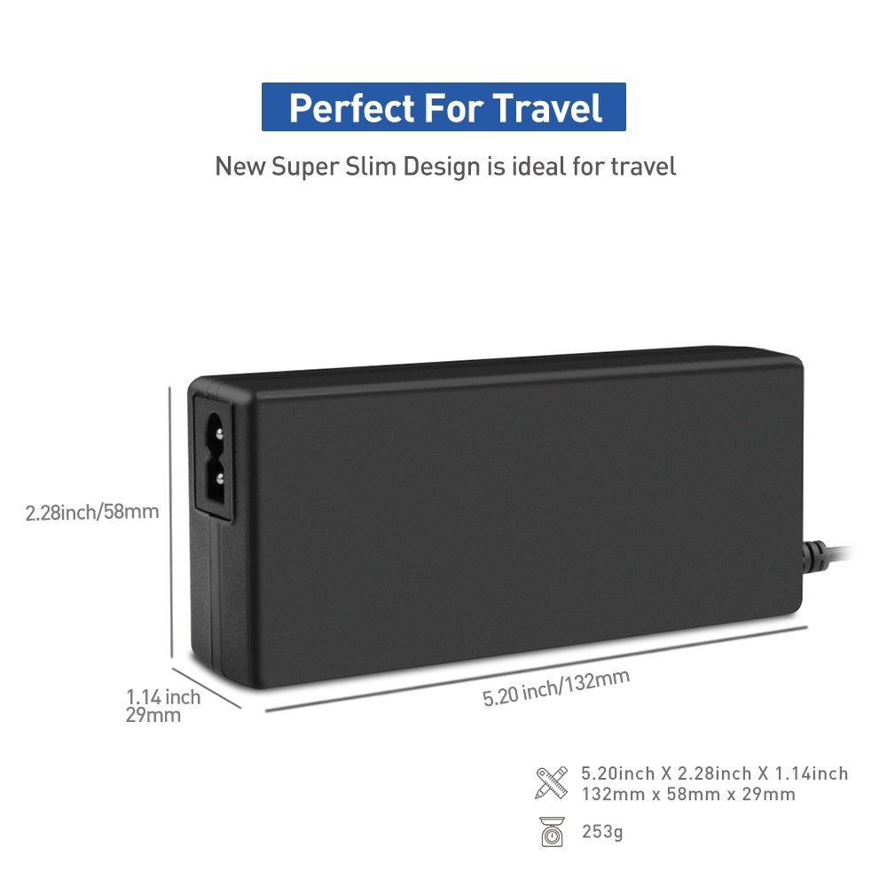 Amazoncom KFD 12V AC Charger For LG