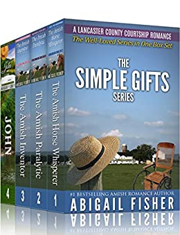 SIMPLE GIFTS COMPLETE Lancaster Courtship ebook product image