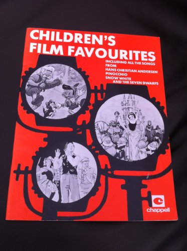 CHILDREN'S FILM FAVOURITES, INCLUDING ALL THE SONGS FROM HANS CHRISTIAN ANDERSEN BY FRANK LOESSER, PINOCCHIO BY LEIGH HARLINE, SNOW WHITE AND THE SEVEN DWARFS BY FRANK CHURCHILL