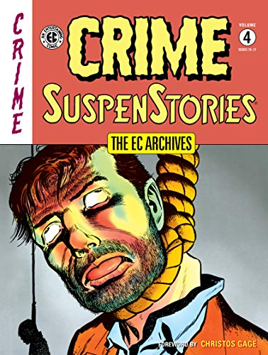 Pdf Graphic Novels The EC Archives: Crime SuspenStories Volume 4