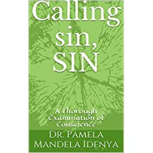 Calling sin, SIN: A Thorough Examination of Conscience