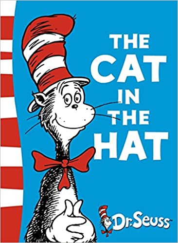 Image result for the cat in the hat