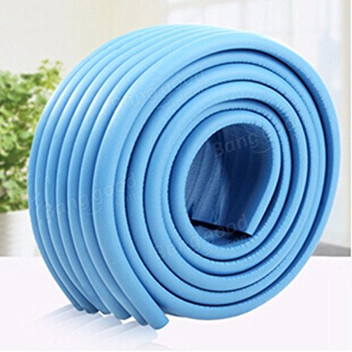 Cycling Electric Bicycles - Electric Unicycle Bumper Strip Protective Strip Accessories - Blue - 1 x Wheelbarrow bumper strip(2m)1 x 3M tape(2m)