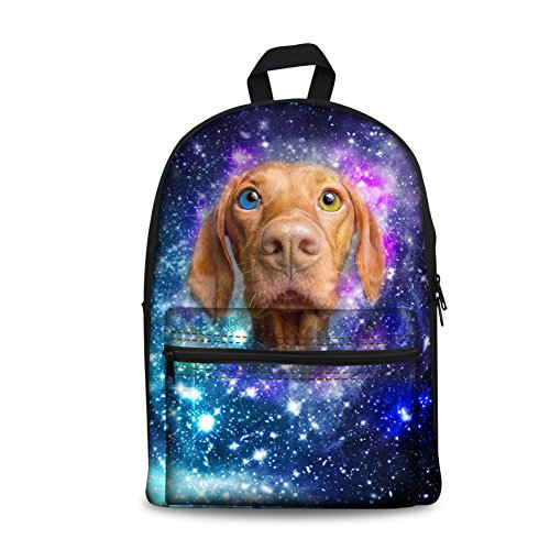al Galaxy K 5 Cat Hombro Mujer para Coloranimal Large 3 Dog CC3654J Bolso Galaxy q0dFxq1t
