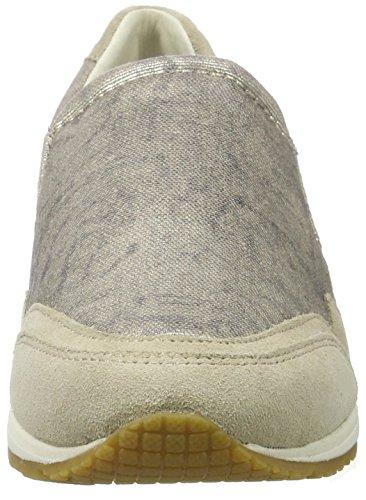 Damen Lt Wisdom Sneakers Taupec5ah6 D Beige Geox Beige A 1wUSUCq