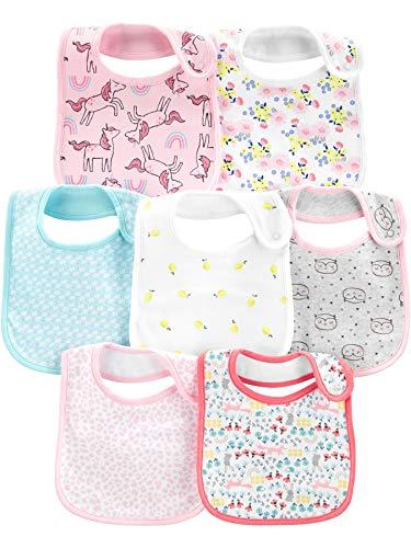 Simple Joys by Carter's Girls' 7-Pack Teething
