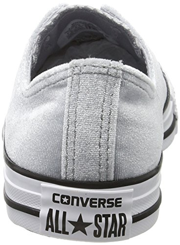 Wolf Grau Baskets White wolf Grey Adulte Converse Ctas Grey Ox Mixte xqwEpF