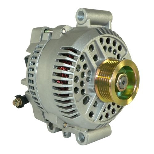 DB Electrical AFD0165 New Alternator 4.0L 4.0 Ford Ranger 07 08 09 2007 2008 2009, Explorer Mountaineer 04 05 06 07 08 2004 2005 2006 2007 2008, Mazda B Series Pickup 5L2T-10300-AA 5L2Z-10346-AA 8519