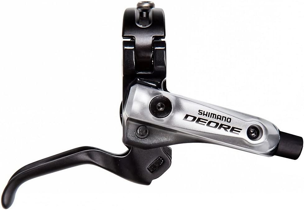 New Shimano Deore Disc Brake Set BL-M615 BR-M615 Front Wheel 850mm Black