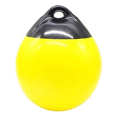 1Pcs Boat Fender Ball Round Anchor Buoy Dock Bumper Ball Inflatable Vinyl