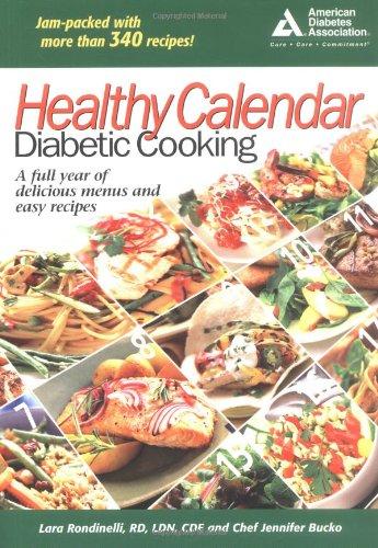 Read Online Healthy Calendar Diabetic Cooking ebook