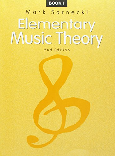 Elementary Music Theory Book (TST01 - Elementary Music Theory, 2nd Edition: Book 1)