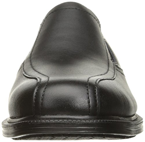 Skechers for Work Calzado de trabajo Gretna para hombre, negro