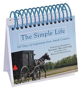 book cover of The Simple Life Perpetual Calendar