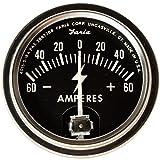 DJS Tractor Parts / (AMMETER AMP) GAUGE, 60-0-60 AB-466D