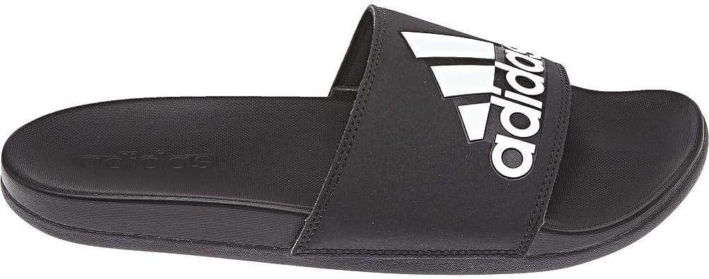 adidas Adilette CF+ Logo, Chaussures de Plage & Piscine Homme