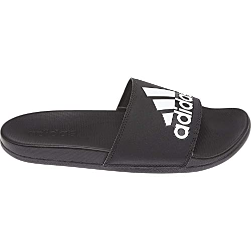 fashion style on feet at in stock adidas Adilette CF+ Logo, Chaussures de Plage & Piscine ...