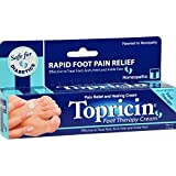 Topricin Foot Therapy Cream 2 oz ( Pack of 12)
