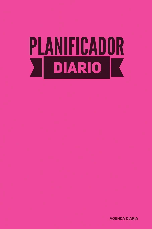 Planificador Diario - Agenda Diaria: Rosa (2), 90 Dias ...