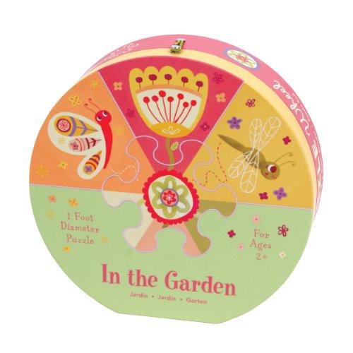 Mudpuppy In The Garden Deluxe Puzzle Wheel