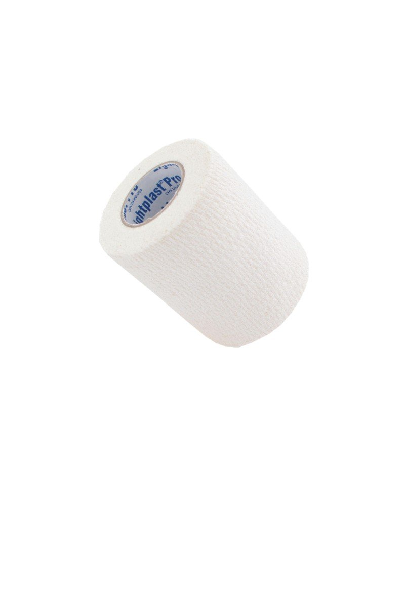 Lightplast Pro White Elastic Adhesive Stretch Bandage (3x7.5 yds. Roll) (Case of 16)'''' by BSN-JOBST