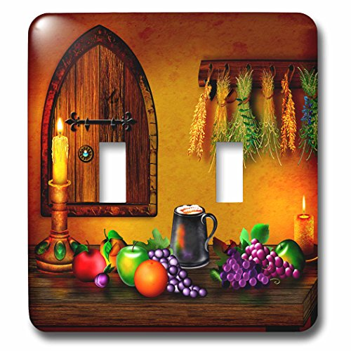 grapes light switch cover - 3