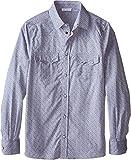 Dolce & Gabbana Kids Boy's Western Shirt (Big Kids) Grey/Jacquard Button-up Shirt