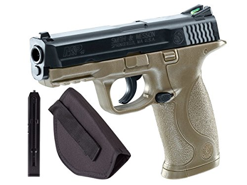 Smith & Wesson M&P, Dark Earth Brown Kit air Pistol