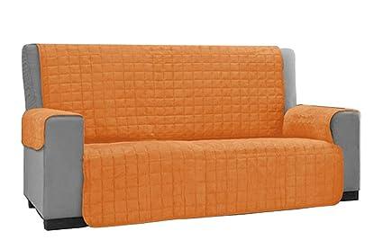 Divano Reclinabile 4 Posti : Copridivano posti no elasticizzato anche per divano senza