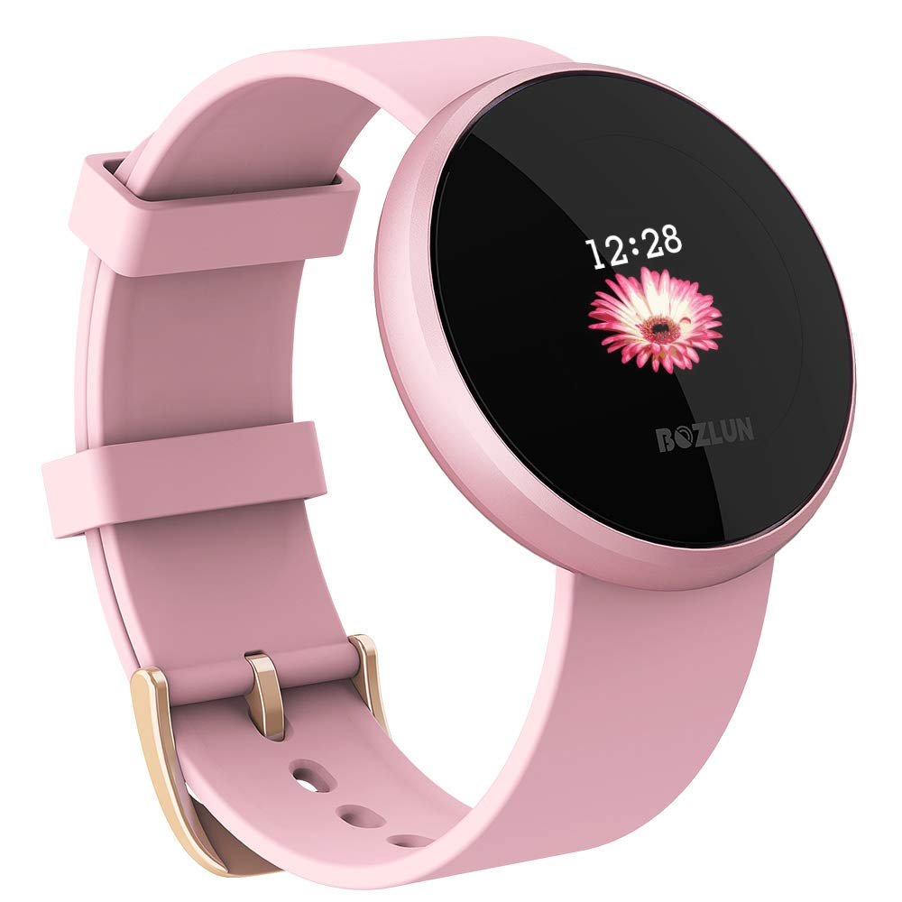 Amazon.com: BOZLUN Women Smart Watch Fitness Tracker, Heart ...
