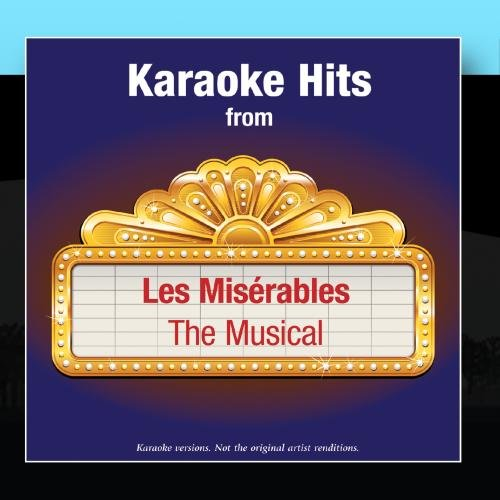 Karaoke Hits from - Les Misérables - The Musical