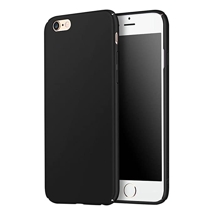 custodia iphone 8 silicone nera