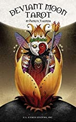 Deviant Moon Tarot: Premier Edition by Patrick Valenza (2007) Cards