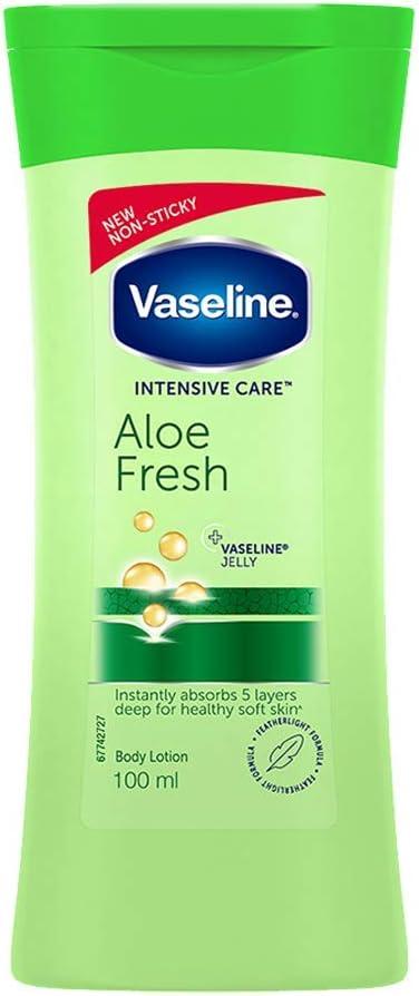 Série de lotion de soins intensifs Vaseline - Veuillez choisir votre option (Aloe Fresh)