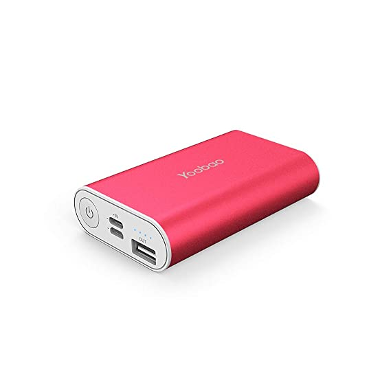 050e1ba5aeb52f Yoobao Small Portable Charger 6000mAh Power Bank Battery Backup Phone  Charger External Battery Pack Cellphone Powerbank