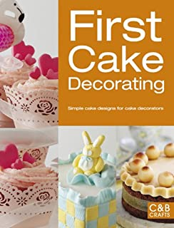 First Cake Decorating Simple Cake Designs For Beginners First Crafts