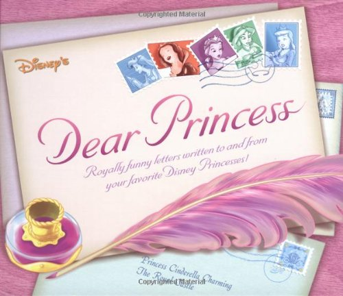 Amazon.com: Disney Princess: Royally Funny Letters Written to and ...
