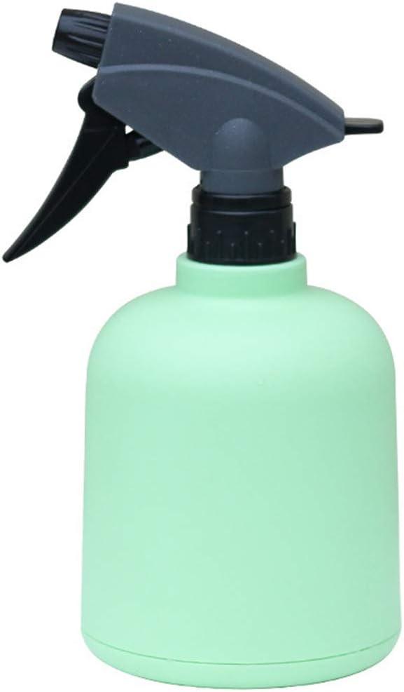 NCONCO Botella de riego de plástico de 600 ml con boquilla ajustable para regar plantas, limpieza del hogar