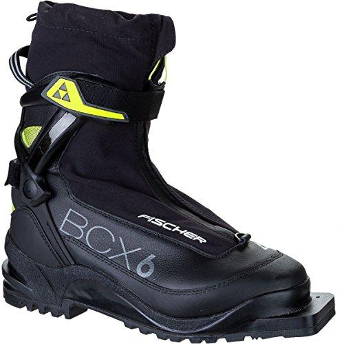 - Fischer BCX 675 Ski Boots Black/Lime 46