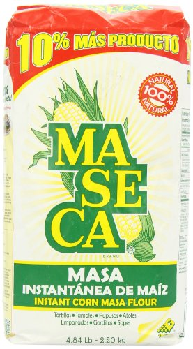 Instant Corn Masa Mix,4.84 LB