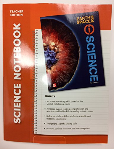 Teacher Edition Earth and Space i Science Notebook