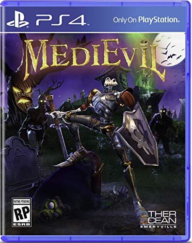 PS4 Medievil Remastered